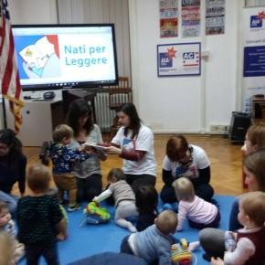 Letture bilingui inglese / italiano per bambini da 0 a 3 anni e famiglie