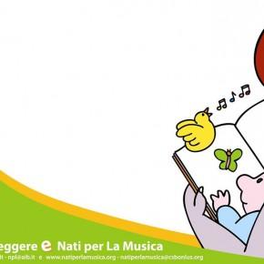 """""""Una Musica può fare..."""". Ciclo d'incontri sui benefici di musica e lettura in età prescolare. Biblioteca Quarantotti Gambini, 30/9, 7 e 14/10/2016"""