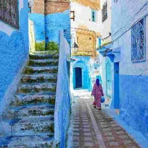 Un Mondo di Storie dal Marocco. 20/6/17 h 17, Biblioteca Quarantotti Gambini