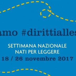Settimana nazionale Nati per Leggere, 18-26 Novembre 2017