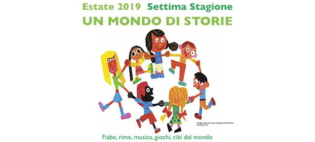Un Mondo di Storie. Settima Stagione. Estate 2019